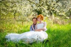 Jarní svatba, fotograf Lukáš Chadim