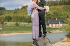 Svatební fotograf Velký Újezd, fotografie svatba novomanželé