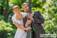 Svatební fotografie Lipník nad Bečvou