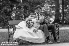 Svatební fotografie Lipník