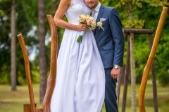 svatba dětské hřiště, focení na dětském hřišti