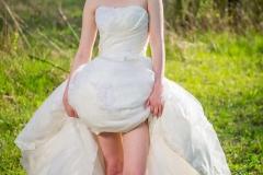 svatební fotografování v přírodě