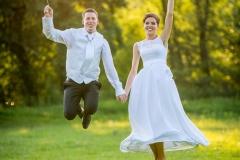 vznášející se balónky svatba svatební fotograf