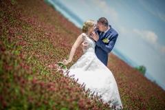 focení svatby v máku