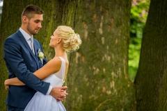 svatební tanec, ženich a nevěsta