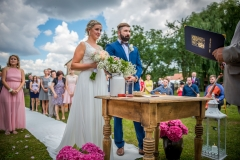 svatba na statku Dolní Hětčice