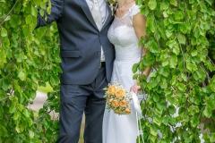 svatba pod vrbou