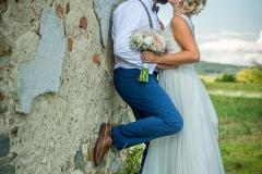 svatba u kapličky