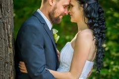 svatba v park Michalov
