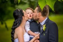 svatba ve třech =o)