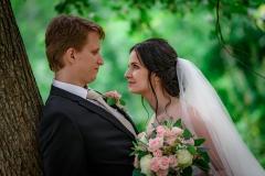 svatební fotografie na svatém kopečku olomouc